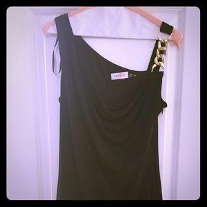 Women's Little Black Dress Calvin Klein sleeveless